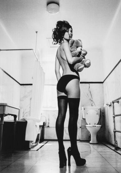 Kate Garner, 'Kate Moss Praed Street Hotel', 1990