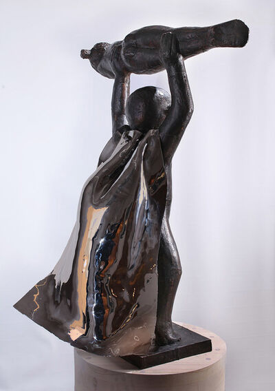 Virgil Scripcariu, 'Supermam', 2014