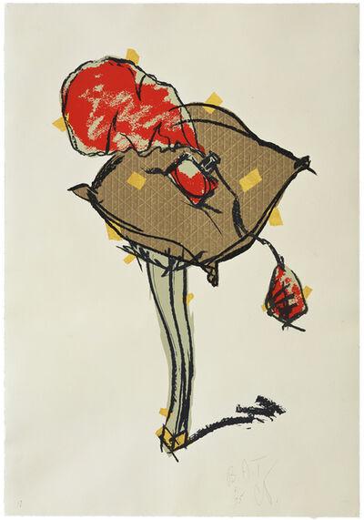 Claes Oldenburg, 'Perfume Atomizer, On A Pillow On A Chair Leg', 1997