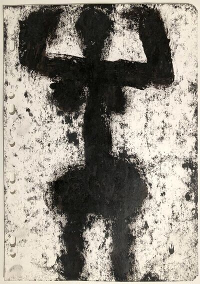 Michel Nedjar, 'Untitled (Belleville period)', 1991