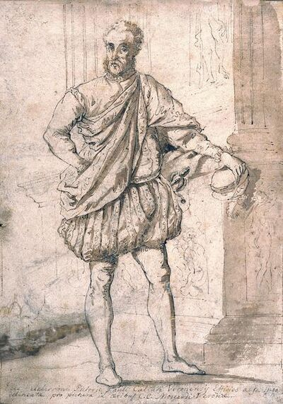 Paolo Veronese, 'Self-Portrait', 16th Century