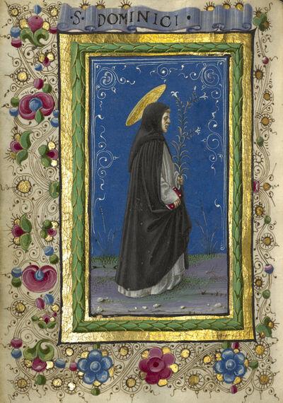 Taddeo Crivelli, 'Saint Dominic', 1469