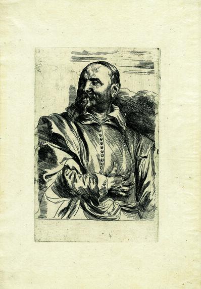 Anthony van Dyck, 'Jan Snellinx, Painter in Antwerp and Maline', ca. 1630