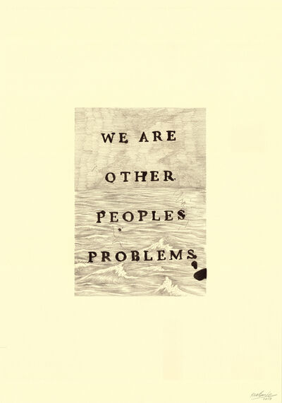 Keaton Henson, 'Other Peoples Problems', 2016