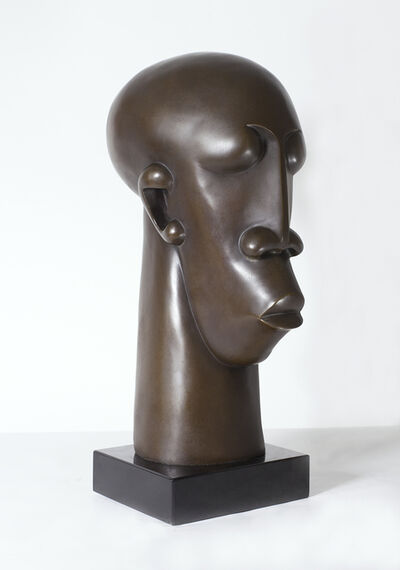 Dumile Feni, ''Head'', 1979