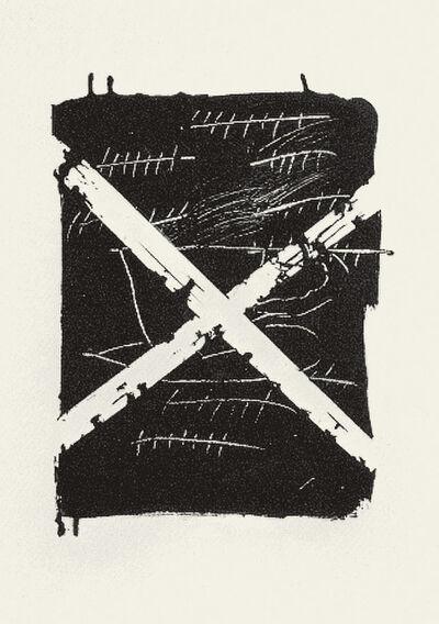 Antoni Tàpies, 'Llambrec-8', 1975