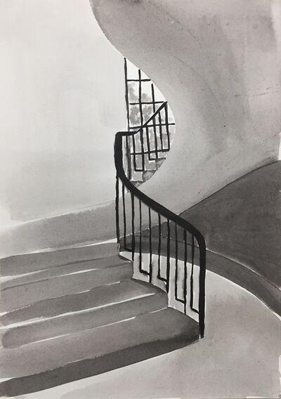 Sara Berman, 'Ink Rooms 2', 2017