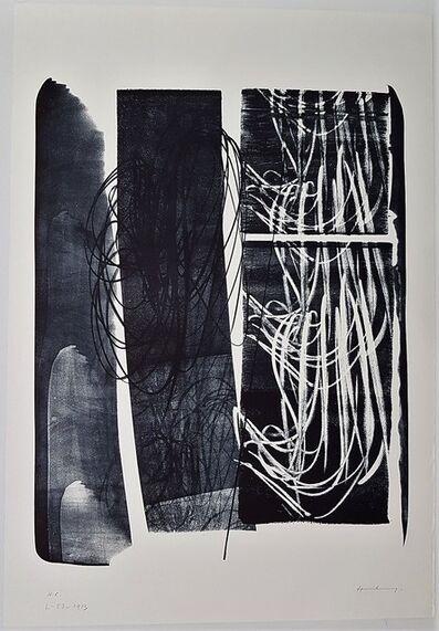 Hans Hartung, 'L-57-1973', 1973