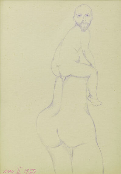 Maria Pinińska-Bereś, 'Dream II (Sen II)', 1950