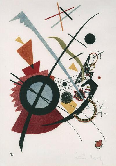 Wassily Kandinsky, 'Violett', 1923