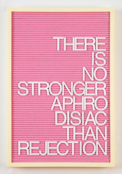 Maynard Monrow, 'Untitled / Aphrodisiac (Yellow/Pink)', 2018