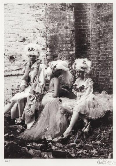 David Leslie Anthony, 'Baroque Models', 1993