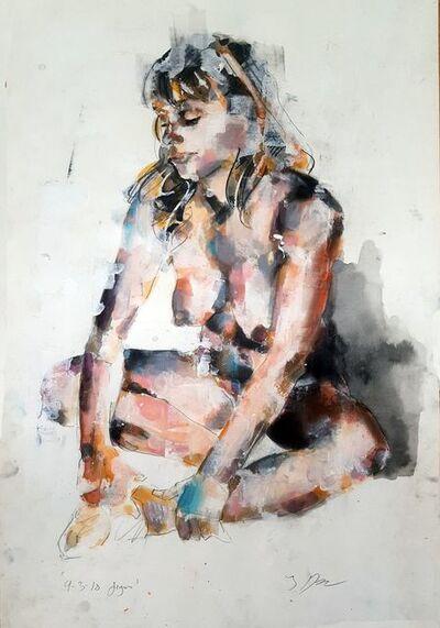 Thomas Donaldson, '9-3-18 Figure', 2018