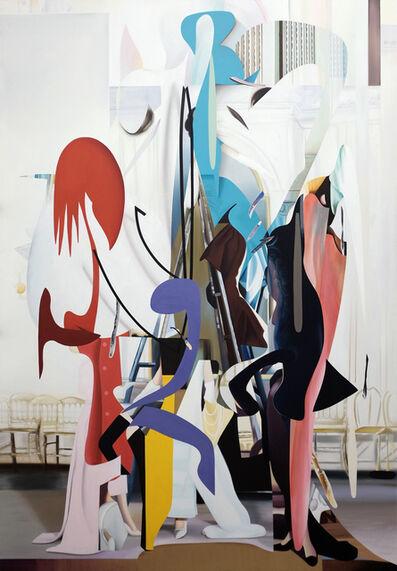 Fabrizio Arrieta, 'El peso del pasado', 2016