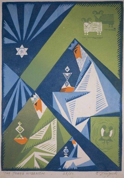 Charles Turzak, 'Three Wise Men', ca. 1950