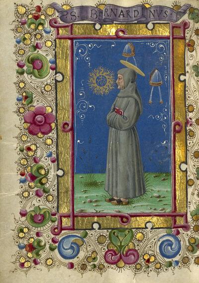 Taddeo Crivelli, 'Saint Bernardino of Siena', 1469