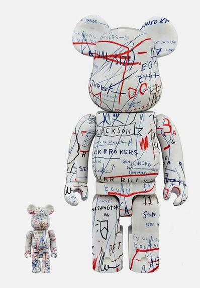 Jean-Michel Basquiat, 'Basquiat Bearbrick 400% Companion (Basquiat BE@RBRICK)', 2018