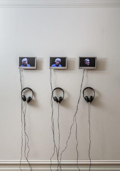 Irene Fortuyn, 'Studie naar tuinbazen', 2014