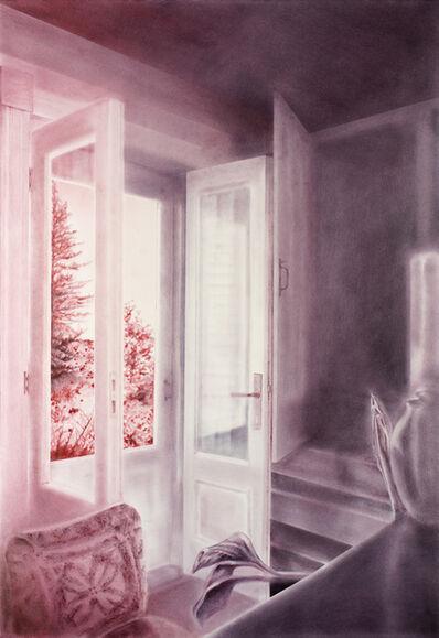Andréanne Godin, 'L'escalier menant à la chambre, from the series 207 rang de l'Embarras', 2018