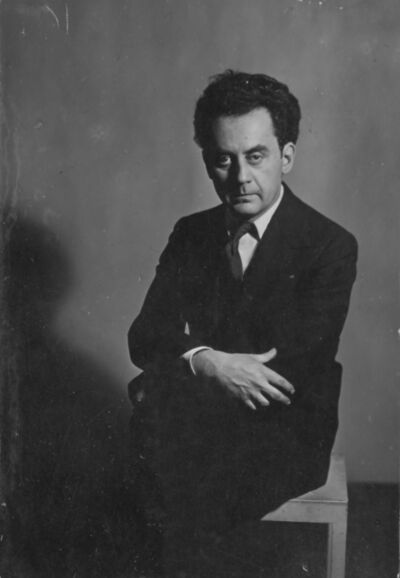 Man Ray, 'Self Portrait (vintage, late 1920s)'