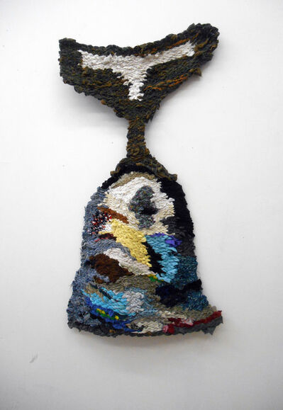 "Eugenia Nozhkina, 'Tapestry ""Bell""'"