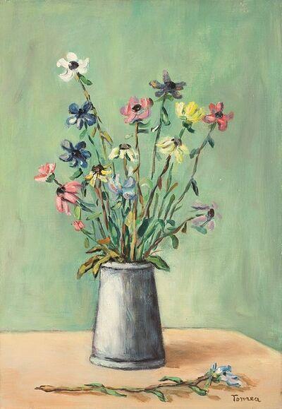 Fiorenzo Tomea, 'Vaso di fiori'