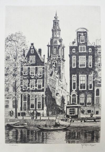 Hendri Elias Roodenburg, 'Amsterdam', 1940-1950