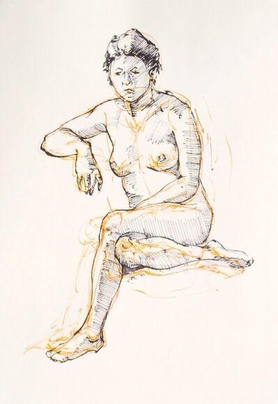 Aaron Brooks, 'Figure Study', 2014