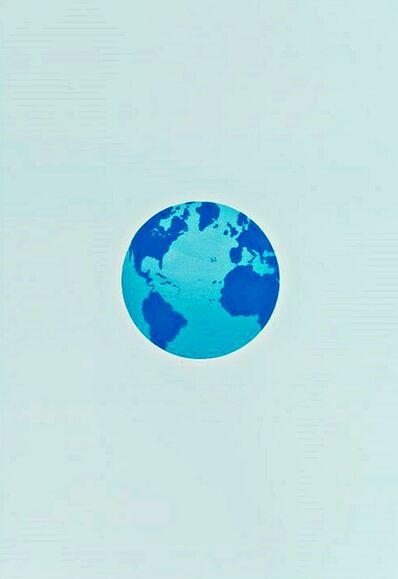 Ed Ruscha, 'The World and Its Surroundings', 1982