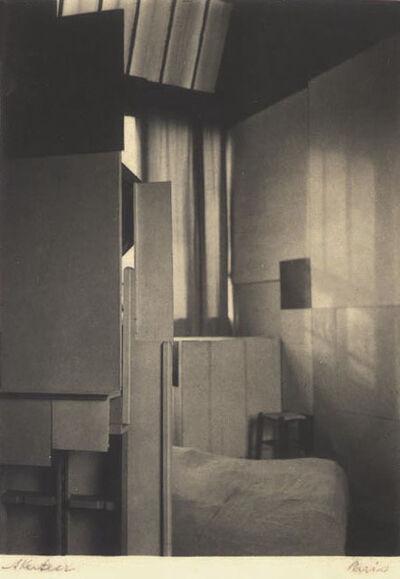 André Kertész, 'Atelier Mondrian, Paris', 1926