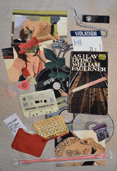 Erin M. Riley, 'Violation', 2017