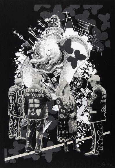 Pure Evil, 'Mushup Prints', 2008