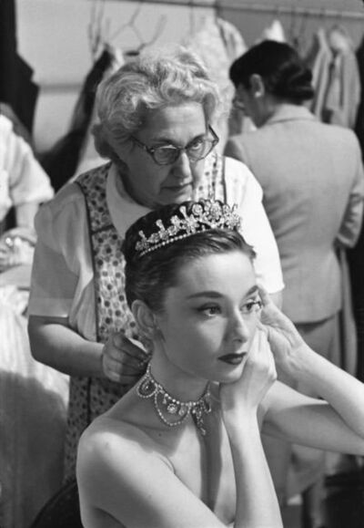 Phillip Harrington, 'Princess Audrey', 1953