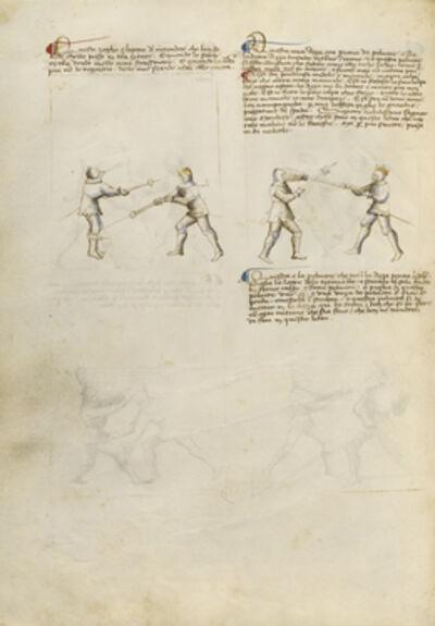 Fiore Furlan dei Liberi da Premariacco, 'Combat with Implements', 1410