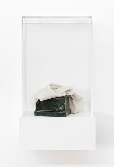 Ryan Gander, 'As Is... (Statuette - Christ, About 1320, Anon.)', 2015