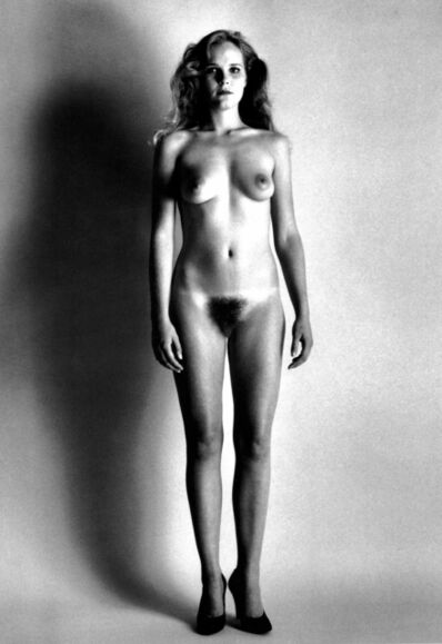 Helmut Newton, 'Big Nude IV, Paris', 1980