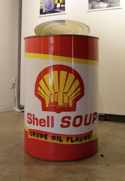ZMK, 'ZMK, Shell Soup', 2019