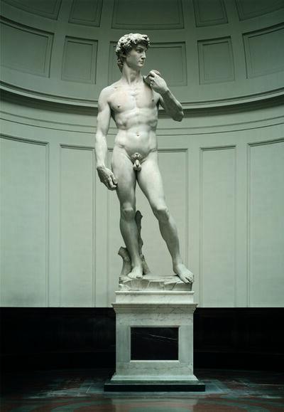 Michelangelo Buonarroti, 'David', 1501-1504