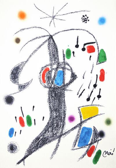 Joan Miró, 'Maravilla 19', 1975