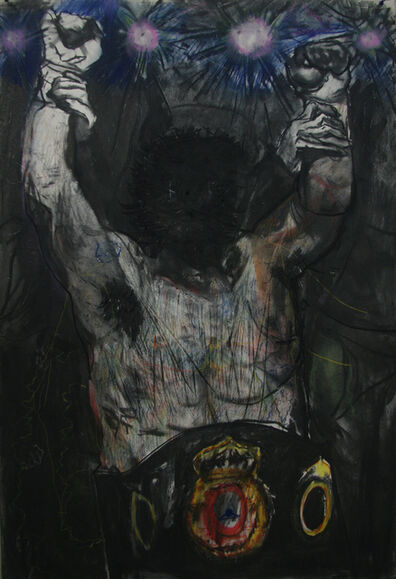 Zhu Xiangmin 朱湘閩, 'The Boxer', 2016