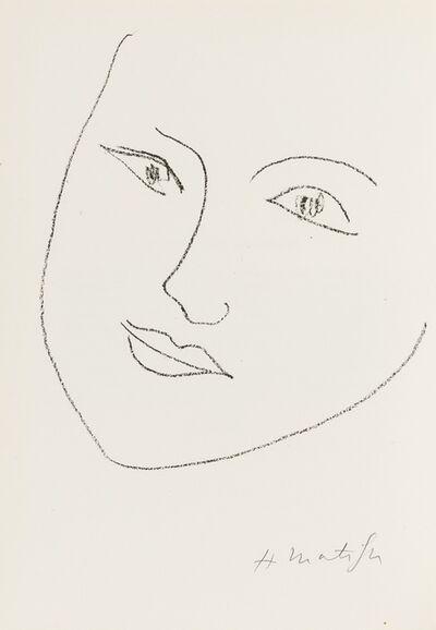 Henri Matisse, 'Le Signe de Vie', 1946