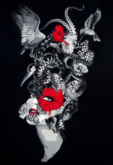 Juliette Clovis, 'Metamorphosis 2'