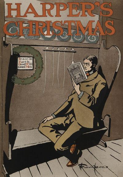 Edward Penfield, 'Harper's Christmas', 1897