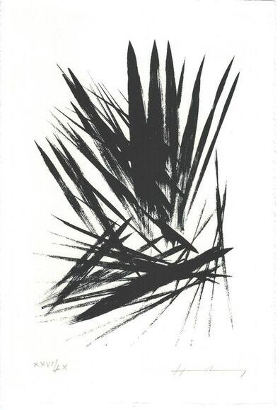 Hans Hartung, 'Composition', 1960