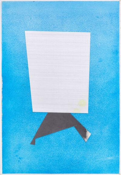 Jiieh G Hur, 'Blue 2', 2015