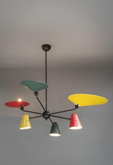 Robert Mathieu, 'Ceiling light', ca. 1955