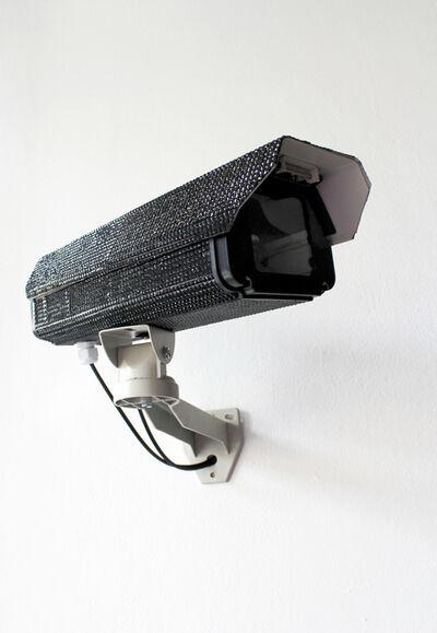 Addie Wagenknecht, 'CCTV, Black, No. 2', 2015