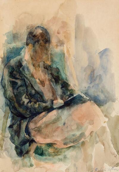 Pavel Tchelitchew, 'Mrs. George Maratier Reading', 1927