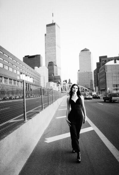 Stephanie Pfriender Stylander, 'Kate Moss (The Towers), Harper's Bazaar Uomo, New York', 1992