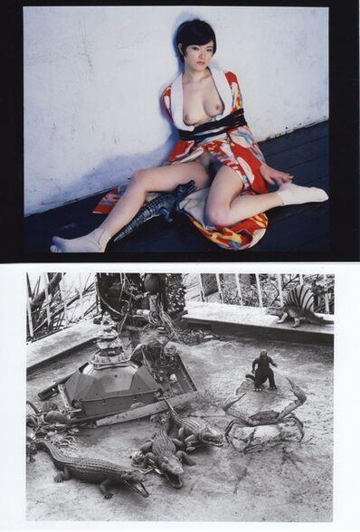 Nobuyoshi Araki, 'It was once a paradise (edition of 10)', 2011
